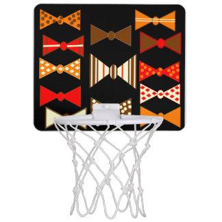 ちょうネクタイ ミニバスケットボールゴール