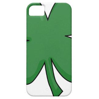 ちょっとアイルランドのシャムロック! iPhone SE/5/5s ケース
