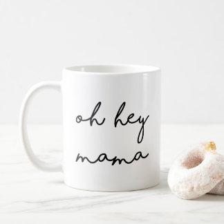ちょっとママ コーヒーマグカップ