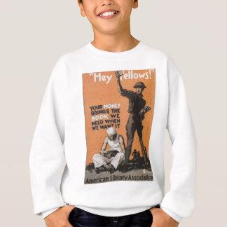 ちょっと仲間の第二次世界大戦 スウェットシャツ