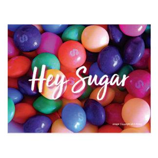 ちょっと砂糖 ポストカード