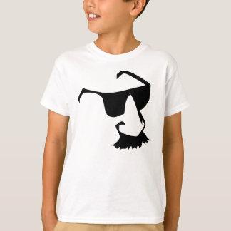 ちょっと髭の方法行くそれ! 子供のTシャツのデザイン Tシャツ