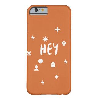 ちょっと BARELY THERE iPhone 6 ケース