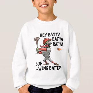 ちょっとBattaバックスター スウェットシャツ