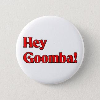 ちょっとGoomba! 5.7cm 丸型バッジ
