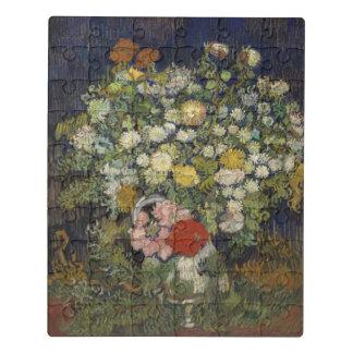 つぼの花の花束 ジグソーパズル