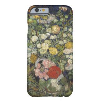 つぼの花の花束 BARELY THERE iPhone 6 ケース
