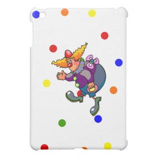 つま先のピエロ iPad MINI カバー