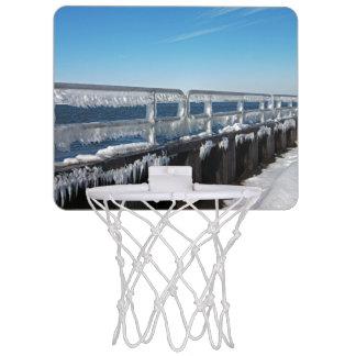 つらら ミニバスケットボールゴール