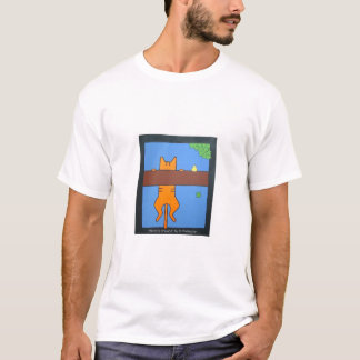 つるすことダイアナGallagher著 Tシャツ