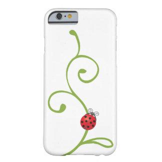 つる植物のてんとう虫 BARELY THERE iPhone 6 ケース