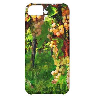 つる植物のぶら下がったなブドウ iPhone5Cケース