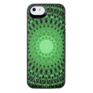 つる植物の曼荼羅 iPhone SE/5/5sバッテリーケース