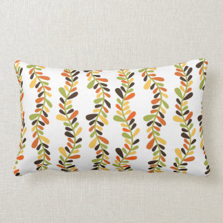 つる植物の枕 ランバークッション