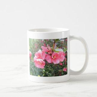つる植物の美しい コーヒーマグカップ