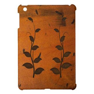 つる植物のiPad Miniケースを切り分ける模造のなバルト海のマツ木 iPad Miniケース