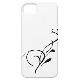 つる植物のiPhone 5の場合 iPhone SE/5/5s ケース