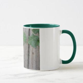 つる植物 マグカップ