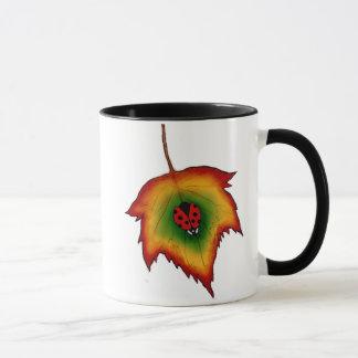 てんとう虫のコップ マグカップ
