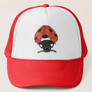 てんとう虫の帽子 キャップ