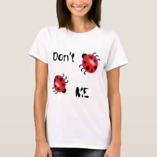 てんとう虫は私人気があるなワイシャツ Tシャツ