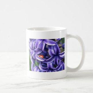 てんとう虫: 生命は冒険です コーヒーマグカップ