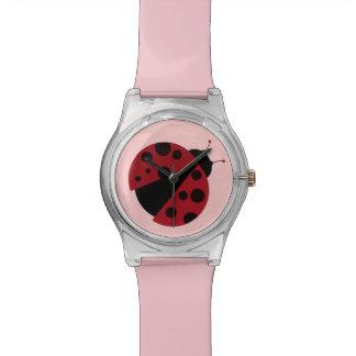 てんとう虫 腕時計
