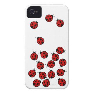 てんとう虫 Case-Mate iPhone 4 ケース