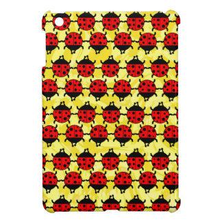 てんとう虫 iPad MINI カバー