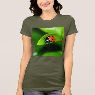 てんとう虫 Tシャツ
