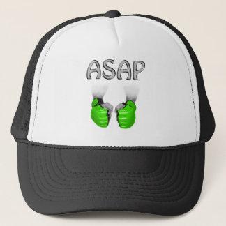 できるだけ早くMMAの手袋の緑 キャップ