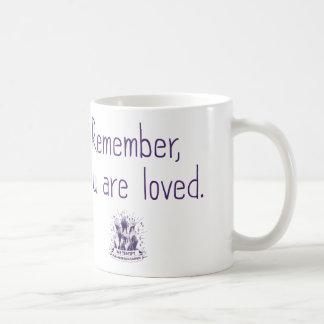です愛されたギフトのマグ(フレンドリーな中絶) コーヒーマグカップ