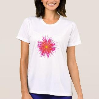 とげによってはTシャツが開花します Tシャツ