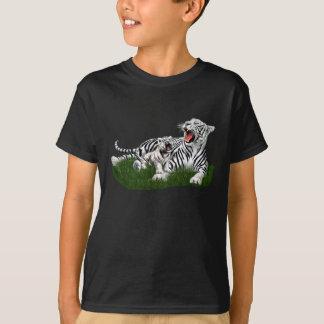 とどろきへの彼女のカブスを教えること Tシャツ