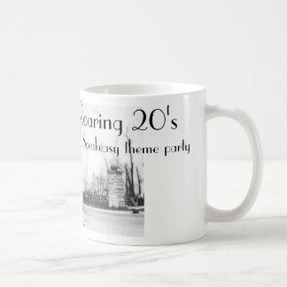 とどろく二十代のもぐり酒場の20年代 コーヒーマグカップ