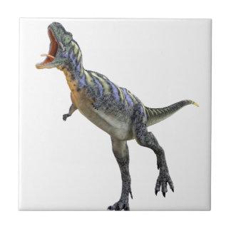 とどろくAucasaurusの恐竜 タイル