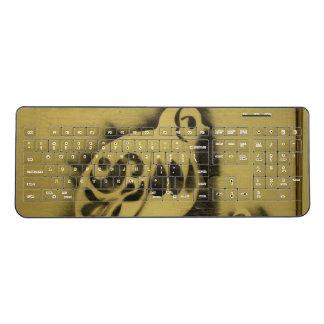 とまられた家禽 ワイヤレスキーボード
