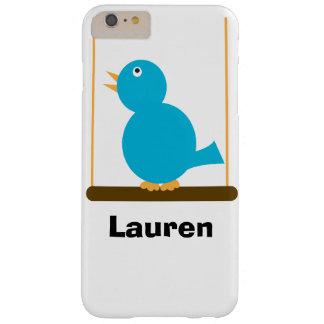 とまり木の青い鳥 BARELY THERE iPhone 6 PLUS ケース