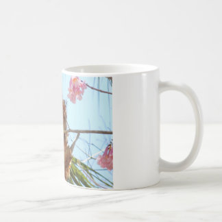 とまる(鳥)ショウジョウコウカンチョウ コーヒーマグカップ