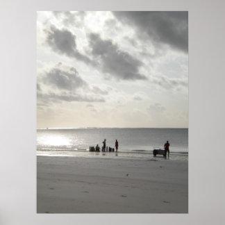 ともに私達は海です ポスター