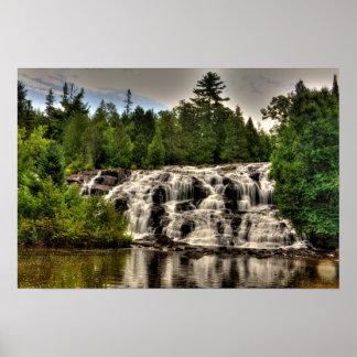 とらわれの滝、ミシガン州 ポスター