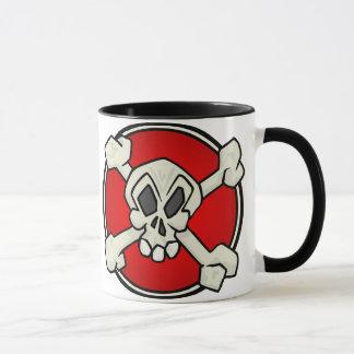 どくろ印のマグ マグカップ