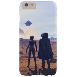 どこかに火星でVII BARELY THERE iPhone 6 PLUS ケース