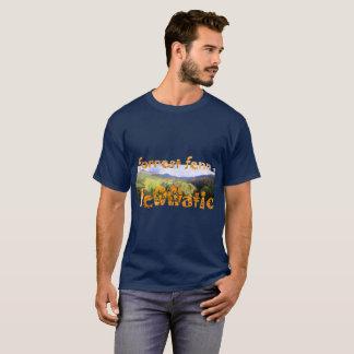 どこかにFennの虹Fennaticに Tシャツ