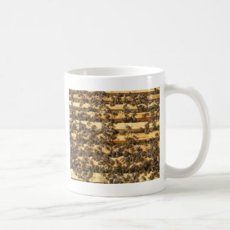 どこでも蜂蜜の蜂 コーヒーマグカップ