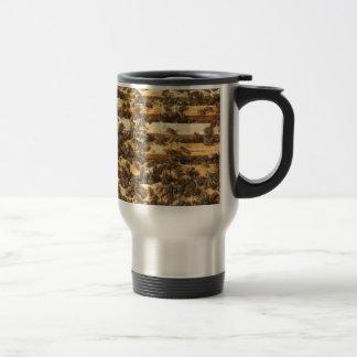どこでも蜂蜜の蜂 トラベルマグ