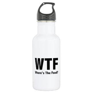 どこに食糧があるWTFか。 ウォーターボトル