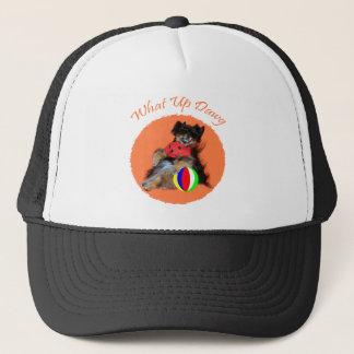 どんな上り犬の帽子か キャップ