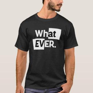 どんなTシャツ Tシャツ
