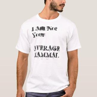 ないあなたの平均ほ乳類 Tシャツ
